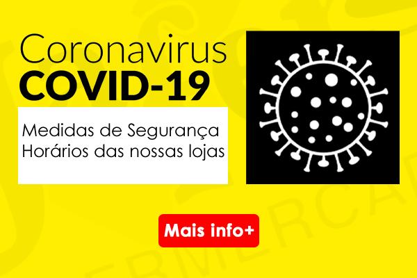 Popup Coronavirus